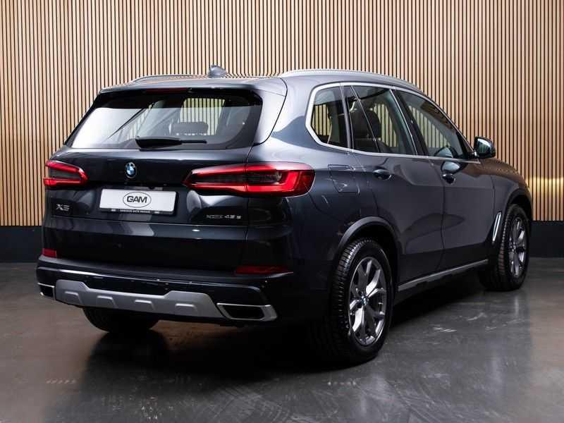 BMW X5 xDrive45e PRIJS INCL. BTW, PANO, HUD, AUDIO, X-LINE afbeelding 16