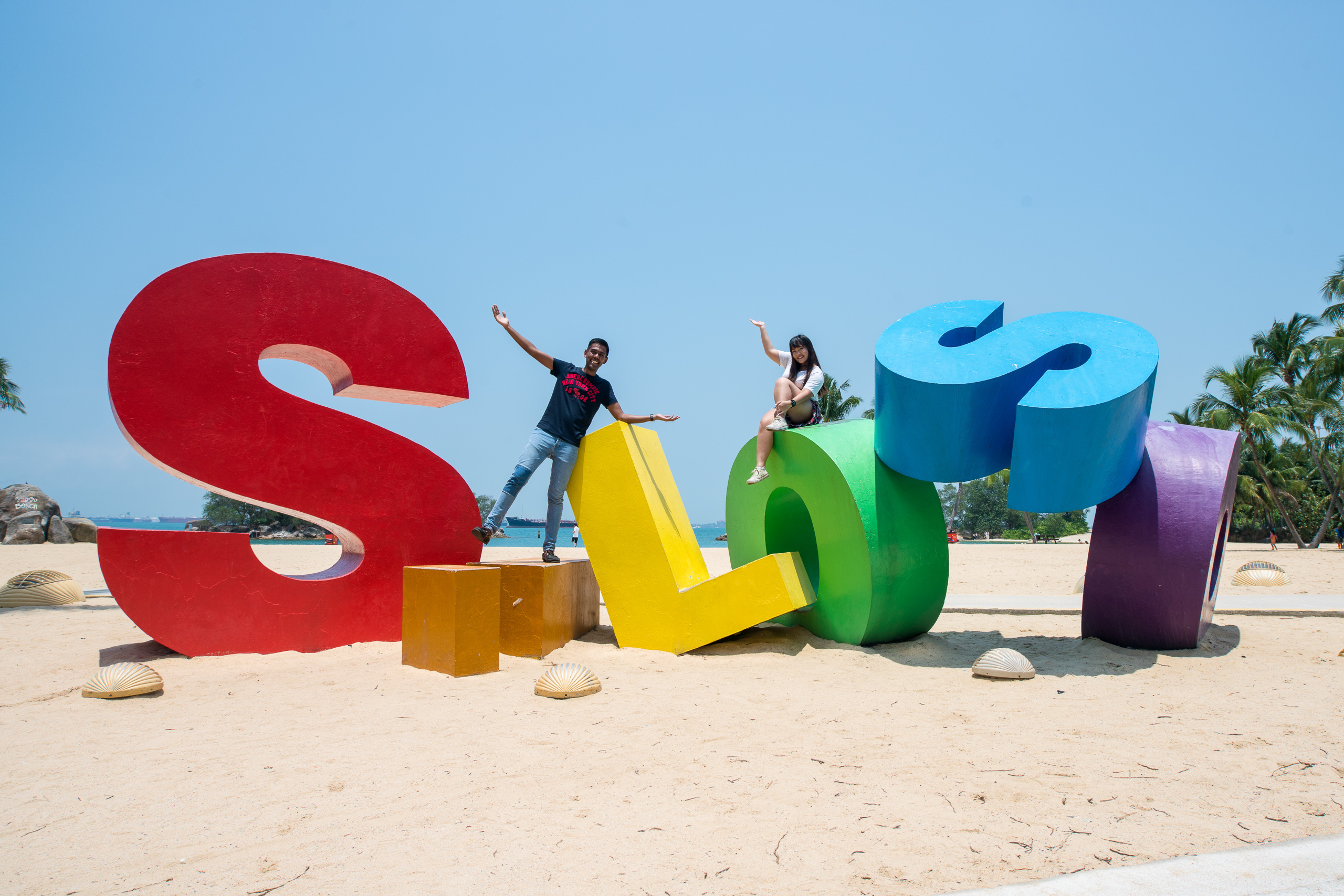 Image of Siloso Beach