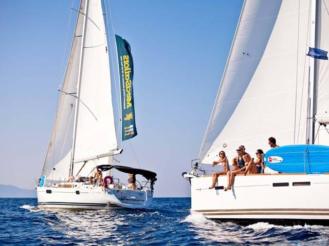 Try sailing Turkey style… and discover a whole new world