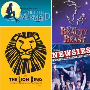 "Imagen de Programa 1.22. ""Musicales Disney Theatrical"""