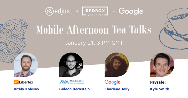 Afternoon Tea Talks - The Fintech Edition