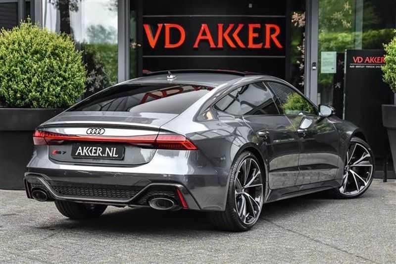 Audi RS7 DYNAMIC PLUS+DESIGNPAKKET+B&O+360CAM. NP.260K afbeelding 7