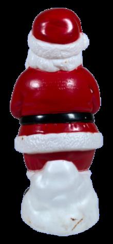 Light Toppers™ Santa photo