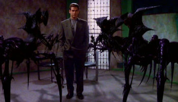 An image of a Shadow from Babylon 5