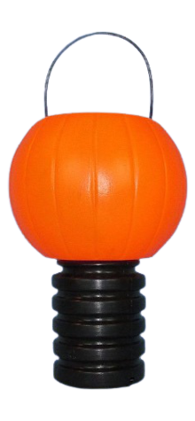 Pumpkin Glow Lamp photo