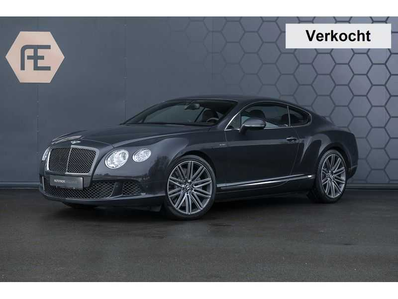 Bentley Continental GT Speed 6.0 W12 Speed + Mulliner + Massage + Koelbare/Verwarmbare stoelen