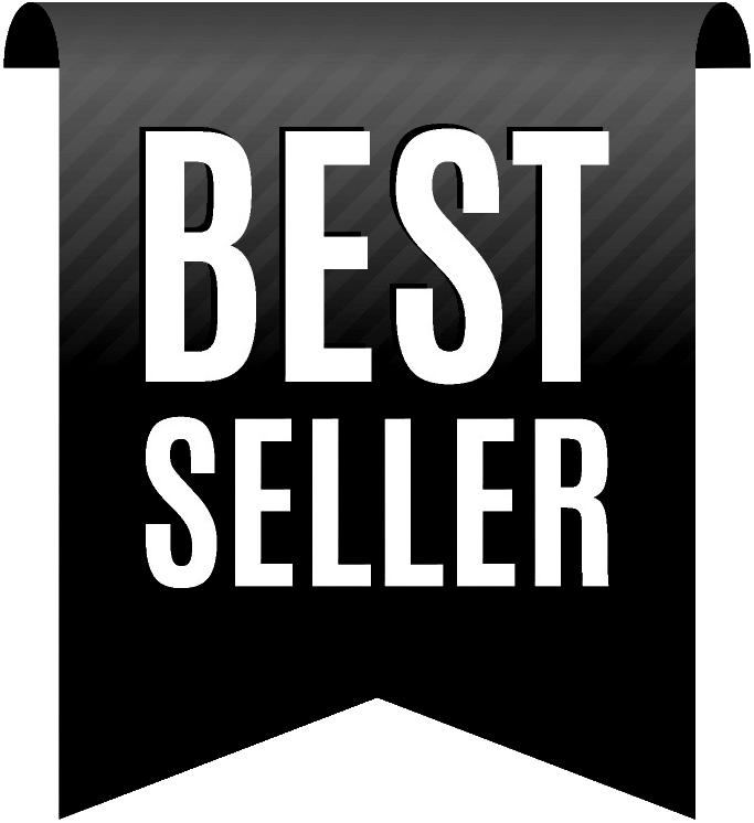 Best Seller Plakette