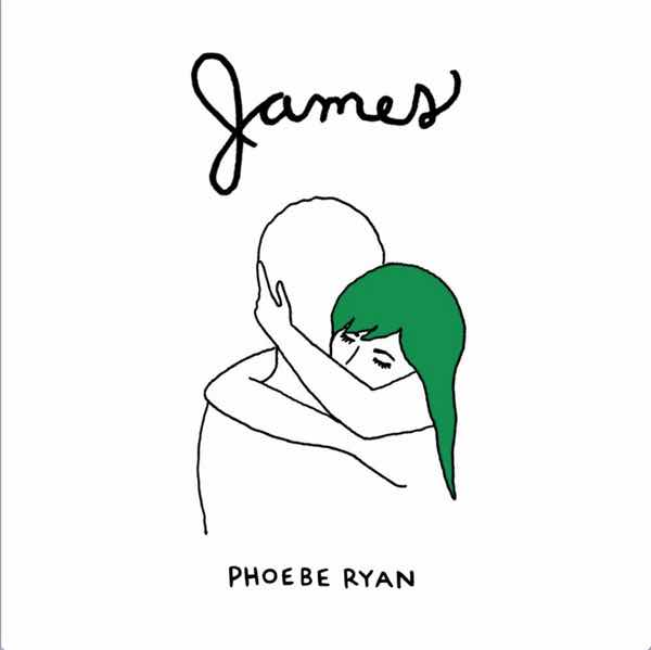 album art for James EP by Phoebe Ryan
