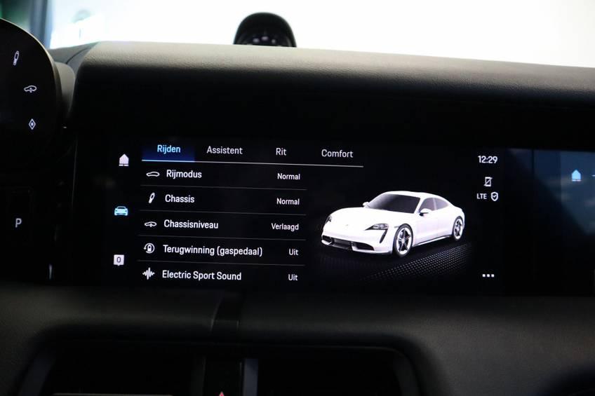 Porsche Taycan 4S Performance 571pk! | Prijs ex.btw 99000,- | Full-Led Sport-Chrono Panoramadak Warmtepomp afbeelding 21