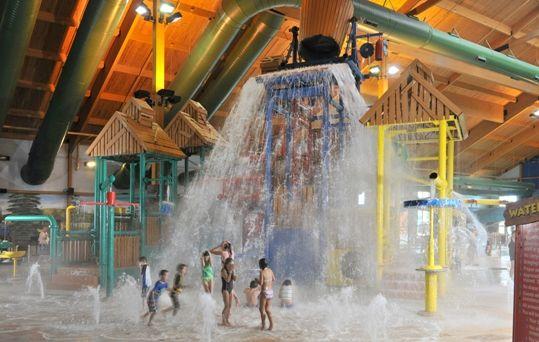 Central Wisconsin Indoor Waterpark