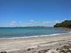 Beach on Tiririti Matangi