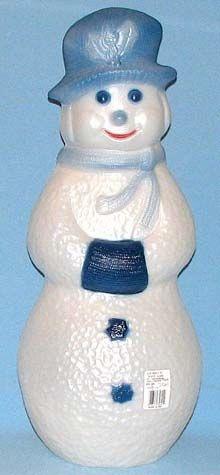 Hollywood Snowman photo