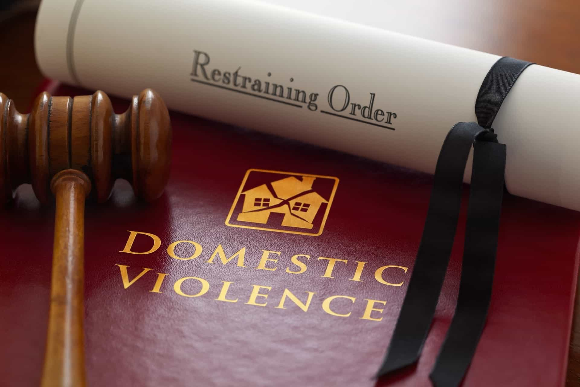 evidence log for restraining order or personal protection
