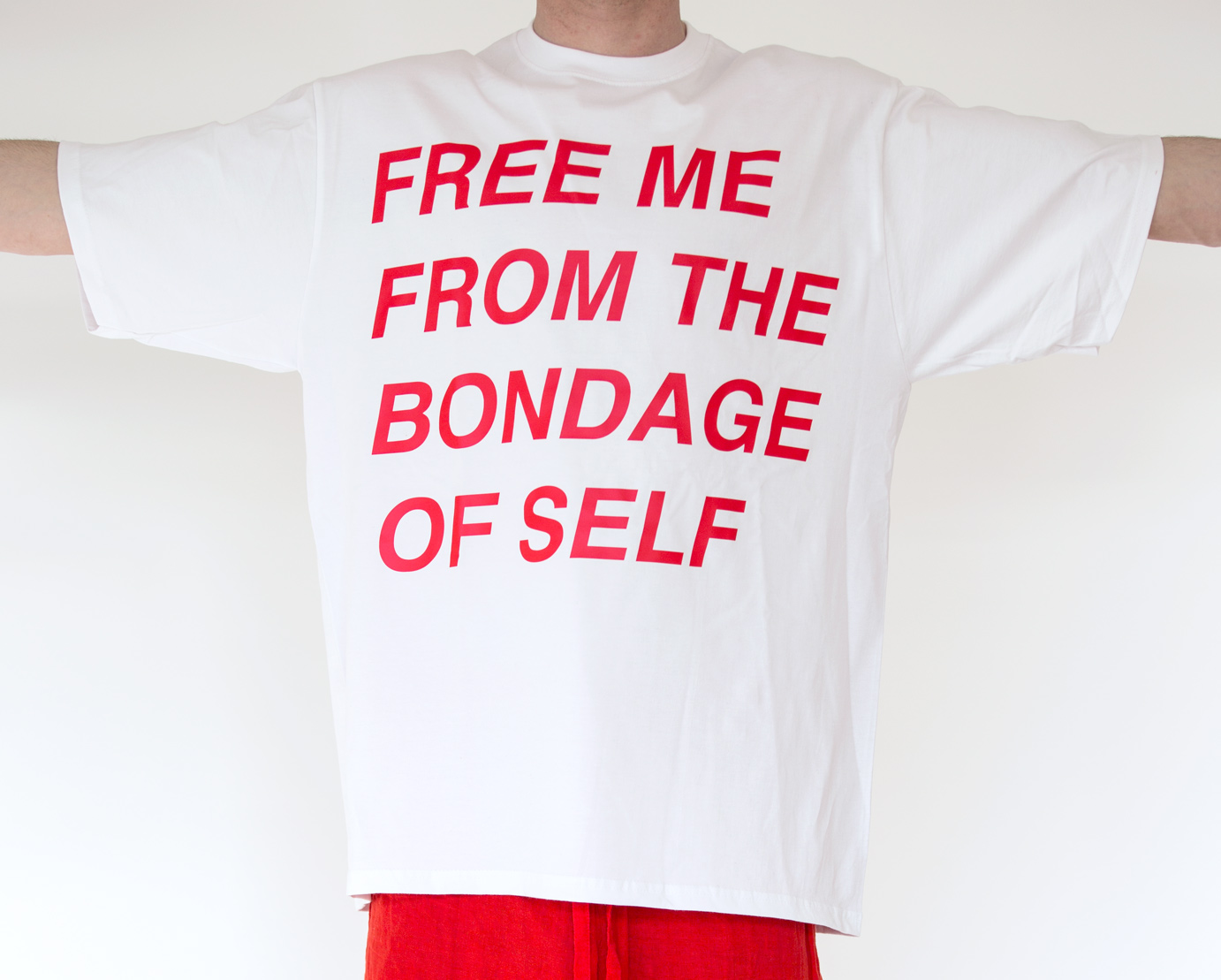 Free Me From The Bondage Of Self