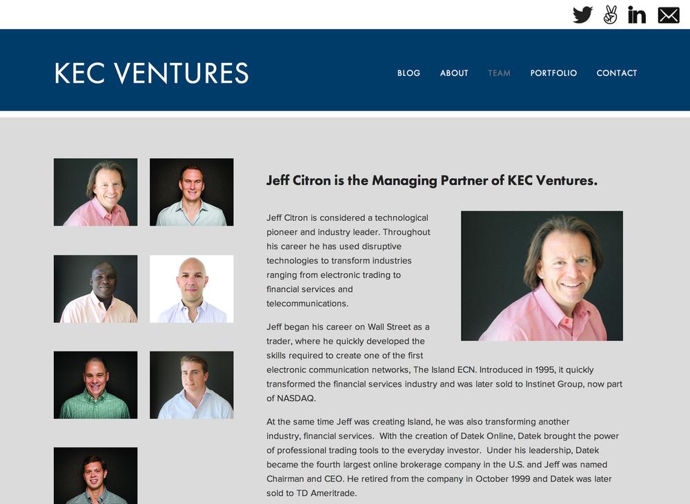 KEC Ventures