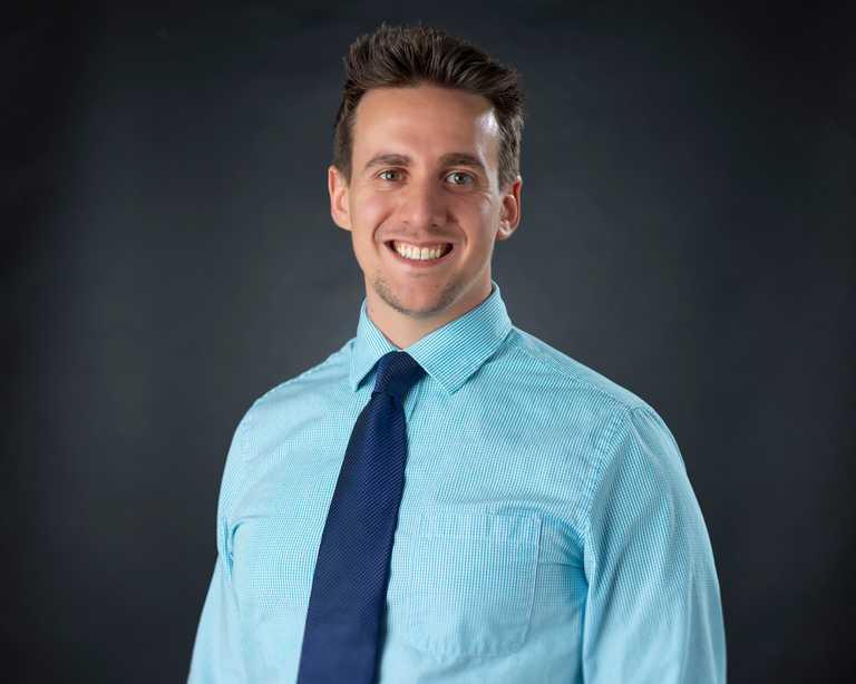 Nick Tscheekar, Community Engagement Officer