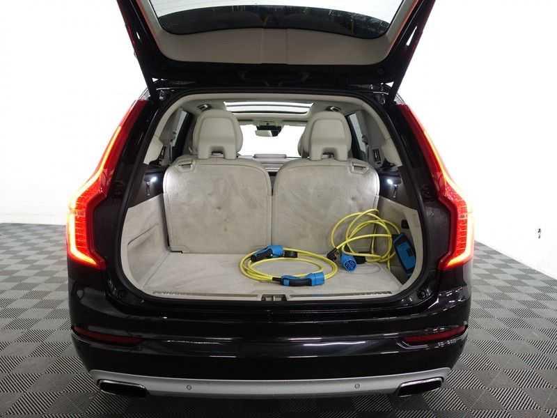 Volvo XC90 2.0 T8 Twin Engine 320pk R-Design uitv. Aut- 7 Pers, Pano, Leer, Camera, Head-up, Full! afbeelding 24