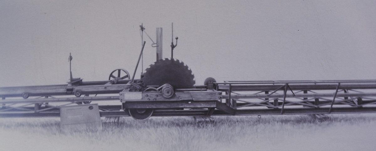 mechanical farming tool