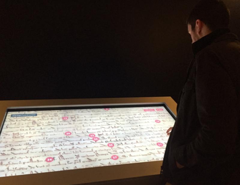 Magna Carta interactive