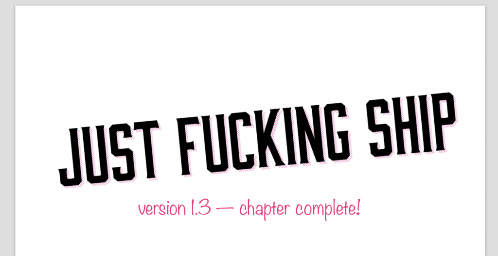 JFS chapter complete version