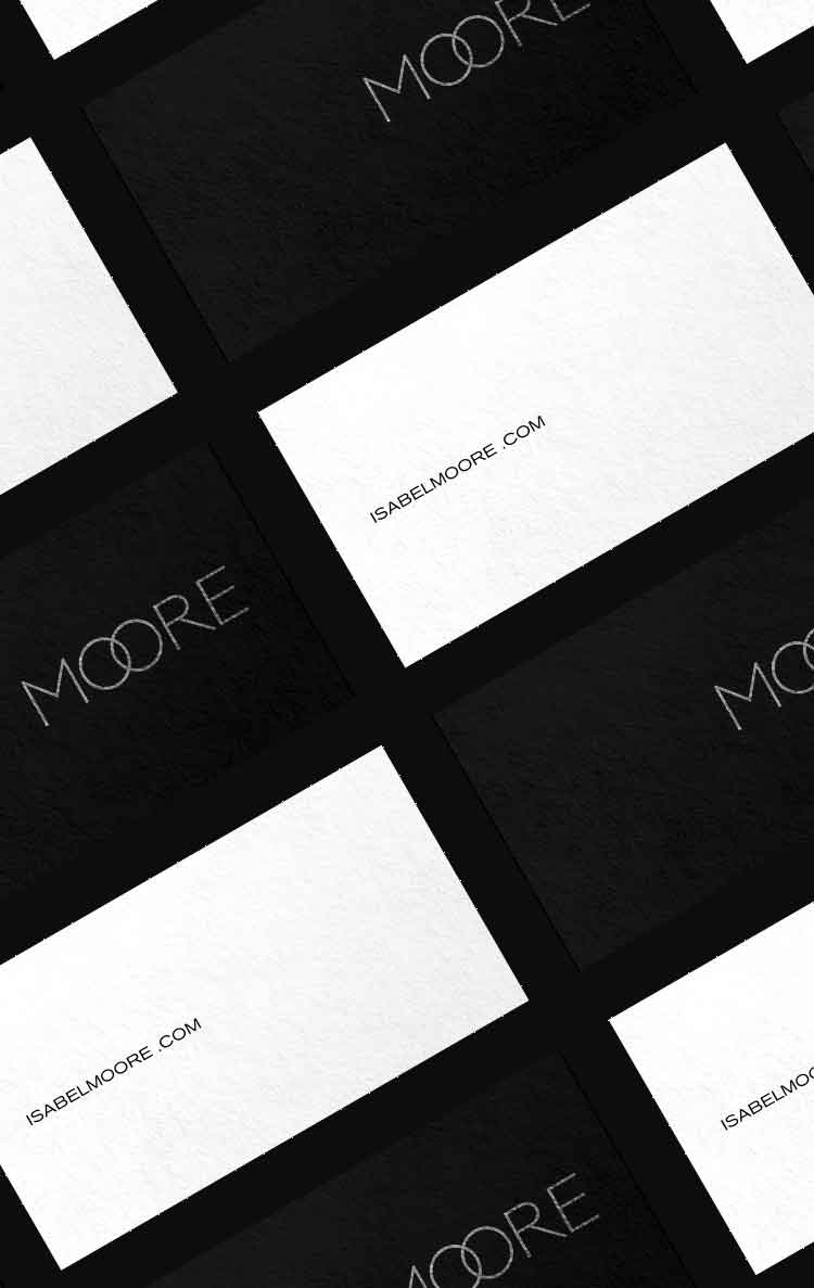 Moore - Business Cards