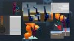 PrendoSim: Proxy-Hand-Based Robot Grasp Generator