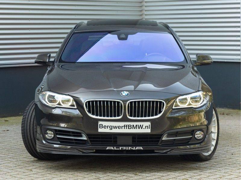 BMW 5 Serie Touring Alpina D5 Bi-Turbo - Bang & Olufsen - Full-Option afbeelding 5