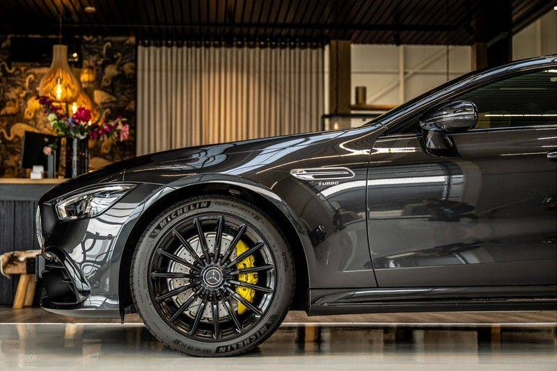Mercedes-Benz AMG GT 4-Door Coupe 43   Burmester   Panorama   Schakelbare uitlaat   Apple Carplay afbeelding 6