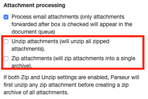 Cover image for Zip / Unzip attachments