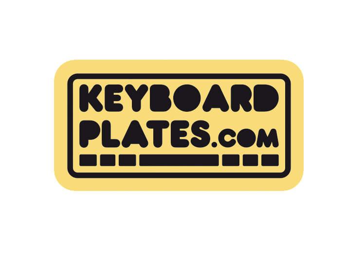 Keyboard Plates