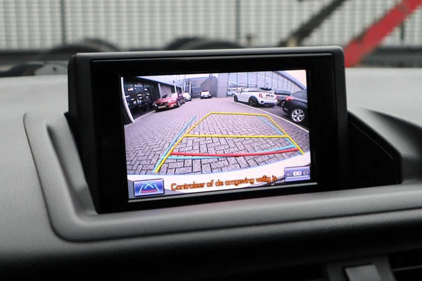 Lexus CT 200h Business Line Navigatie ClimateControl afbeelding 11