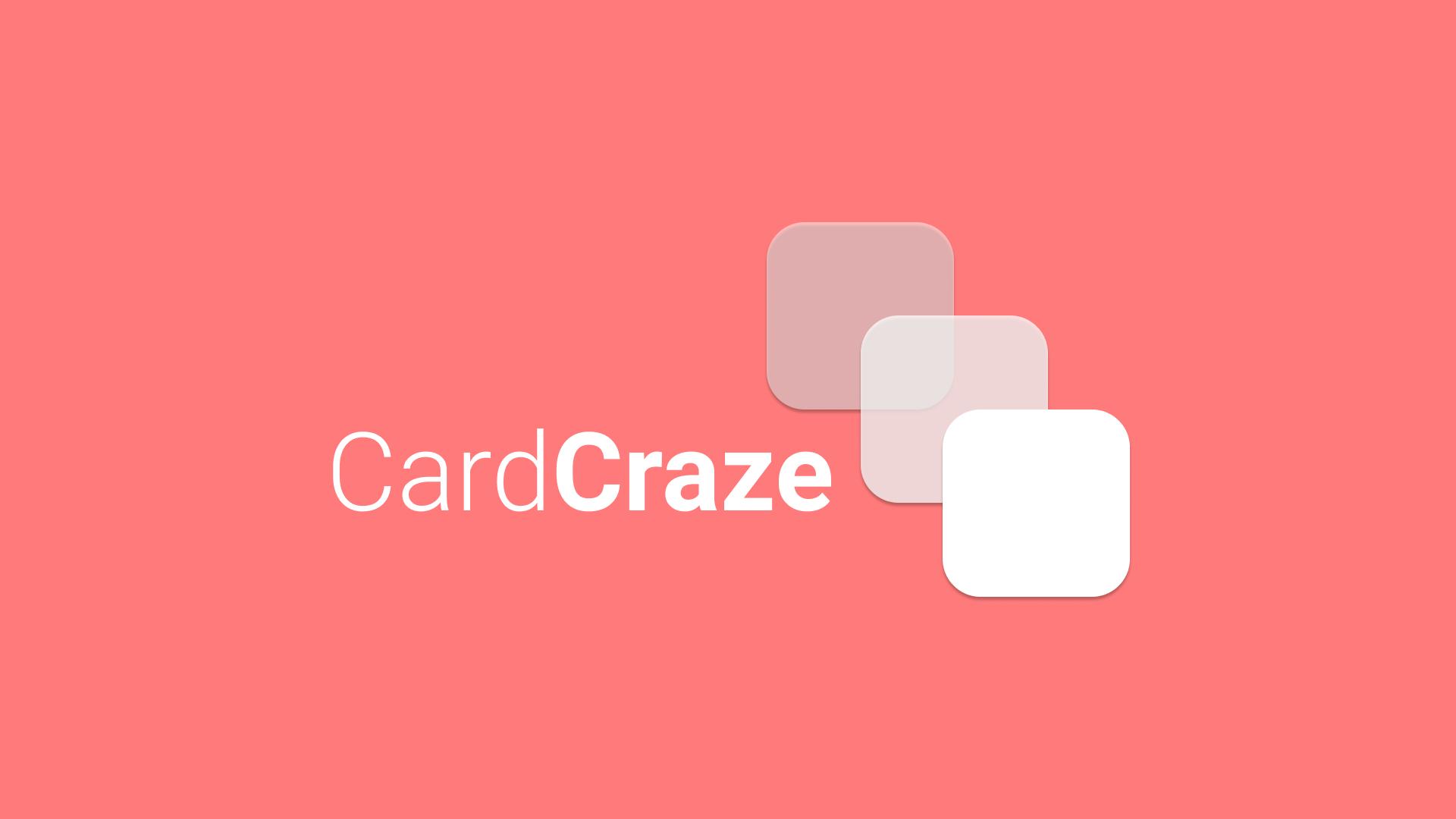 Card Craze