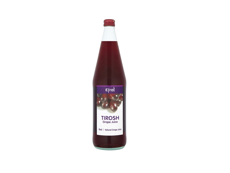Tirosh Red Grape Juice (1L)