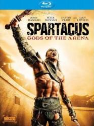 cover Spartacus: Gods of the Arena (S2 - Prequel)