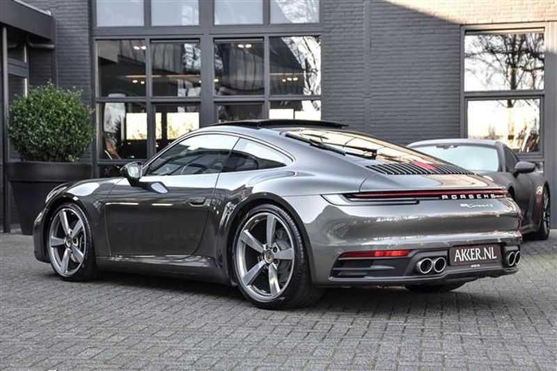 Porsche 911 4S PDCC+4WSTURING+BURMESTER NP.220K afbeelding 11