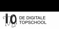 Logo van De Digitale Topschool