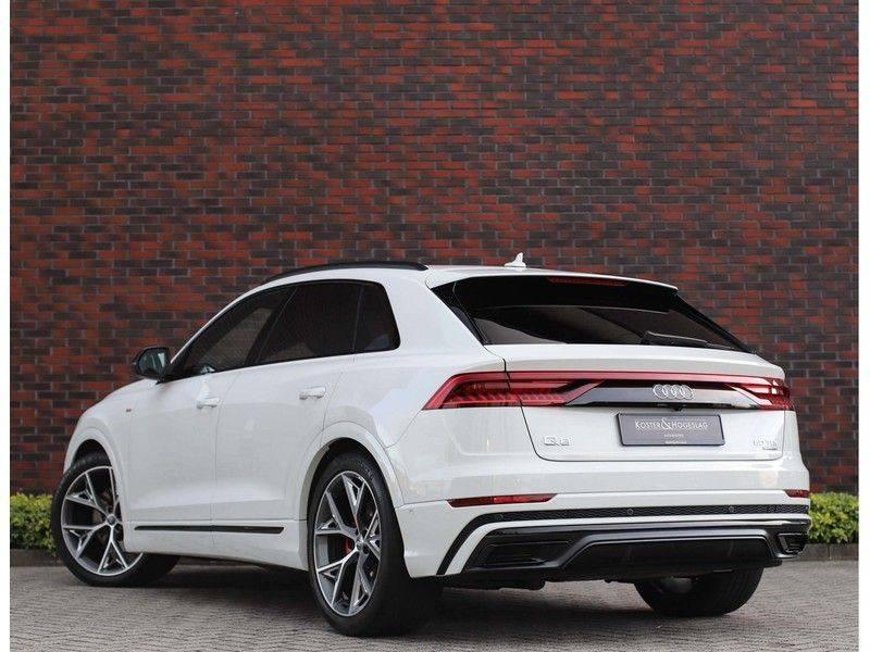Audi Q8 50TDI Quattro *22'*Pano*B&O*Standkachel*Soft-Close* afbeelding 3