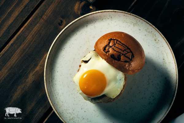 Imagen de Breakfast Burger