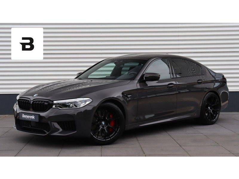 BMW 5 Serie M5 Competition Individual, Akrapovic uitlaat, B&W Sound, Carbon afbeelding 1