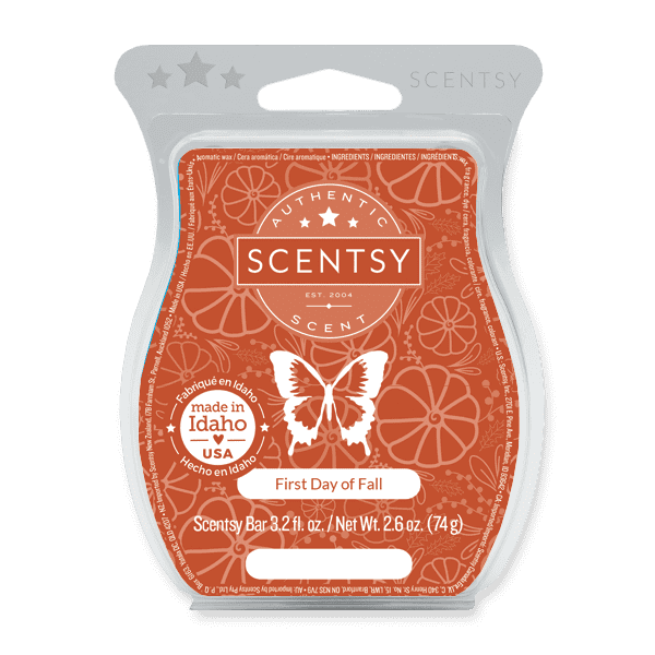Picture of First Day of Fall Scentsy Bar