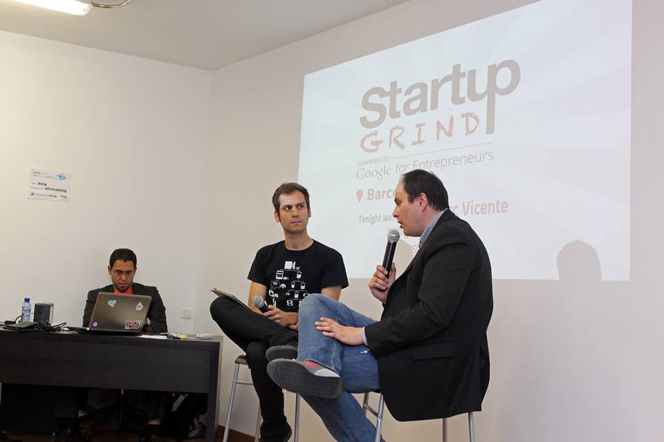 First Startup Grind BCN event