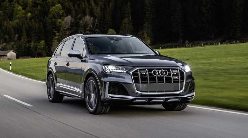 Audi Range