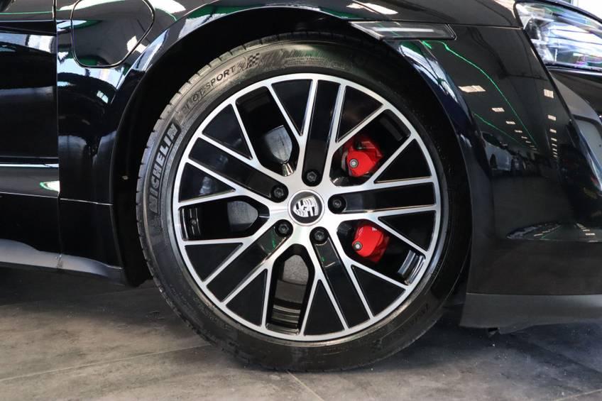 Porsche Taycan 4S Performance 571pk! | Prijs ex.btw 99000,- | Full-Led Sport-Chrono Panoramadak Warmtepomp afbeelding 6