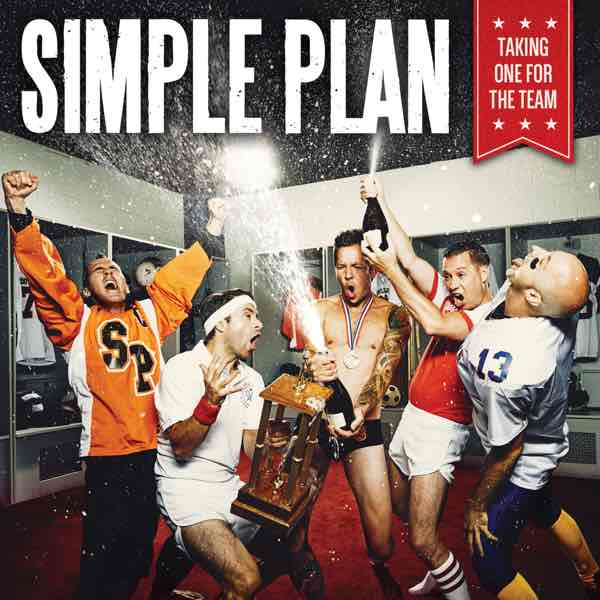 album art for Taking One For The Team by Simple Plan