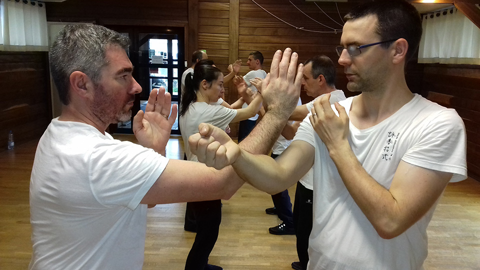 Ecole de Wing Chun de Gujan
