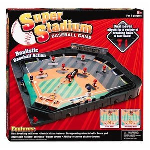 International Playthings Super Stadium Baseball Game