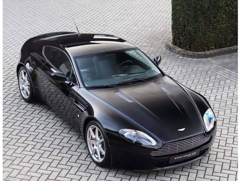 Aston Martin V8 Vantage 4.3 V8 *Handgeschakeld*Cruise Control*Youngtimer!* afbeelding 15