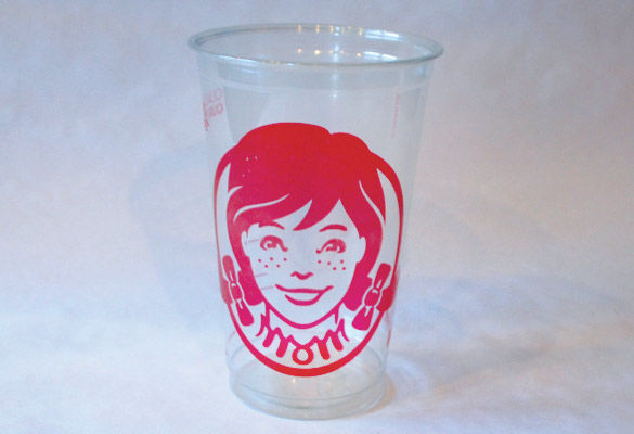 Wendy's Cup