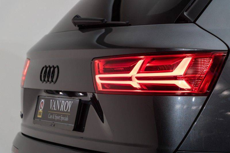 "Audi SQ7 4.0 TDI V8 Quattro 435pk 7 Pers. Panoramadak BlackOptic B&O NightVision Luchtvering ACC ValconaLeder+Memory Matrix Head-Up Navi-High Keyless Trekhaak 22"" Camera Pdc afbeelding 7"