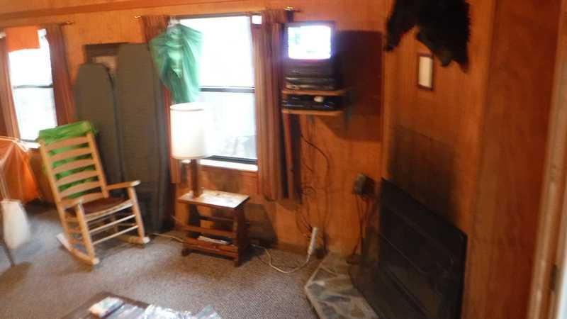 Blood Mountain Cabin